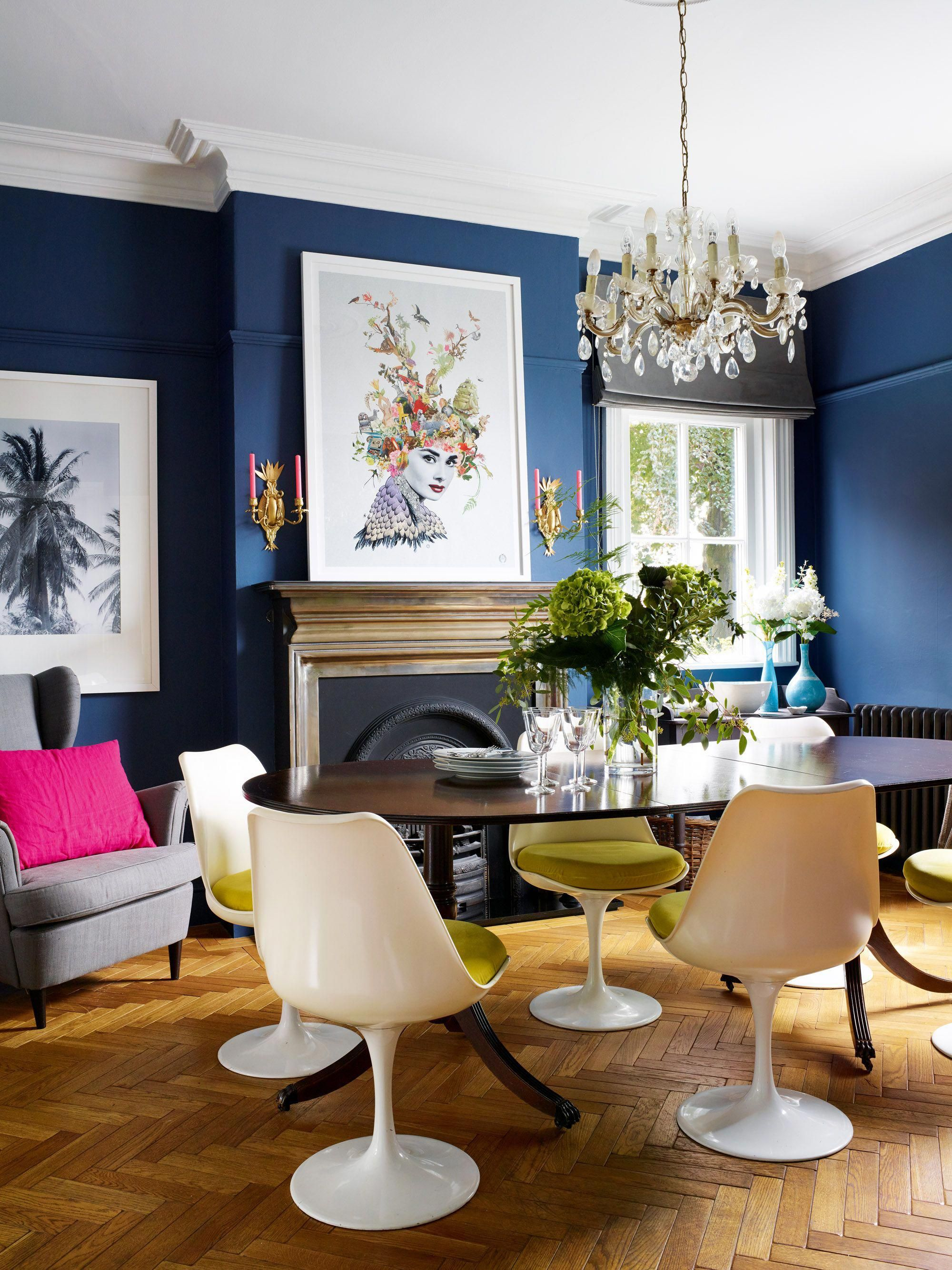 Colourful Remodel Of Victorian Semi Real H