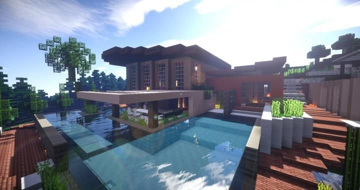 Minecraft 19 Top 5 Realistic Texture Packs Download List