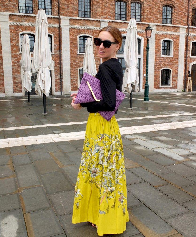 Emma Danielsson from Emmas Mode wearing Rützou SS12 skirt ... 8950a3bc3