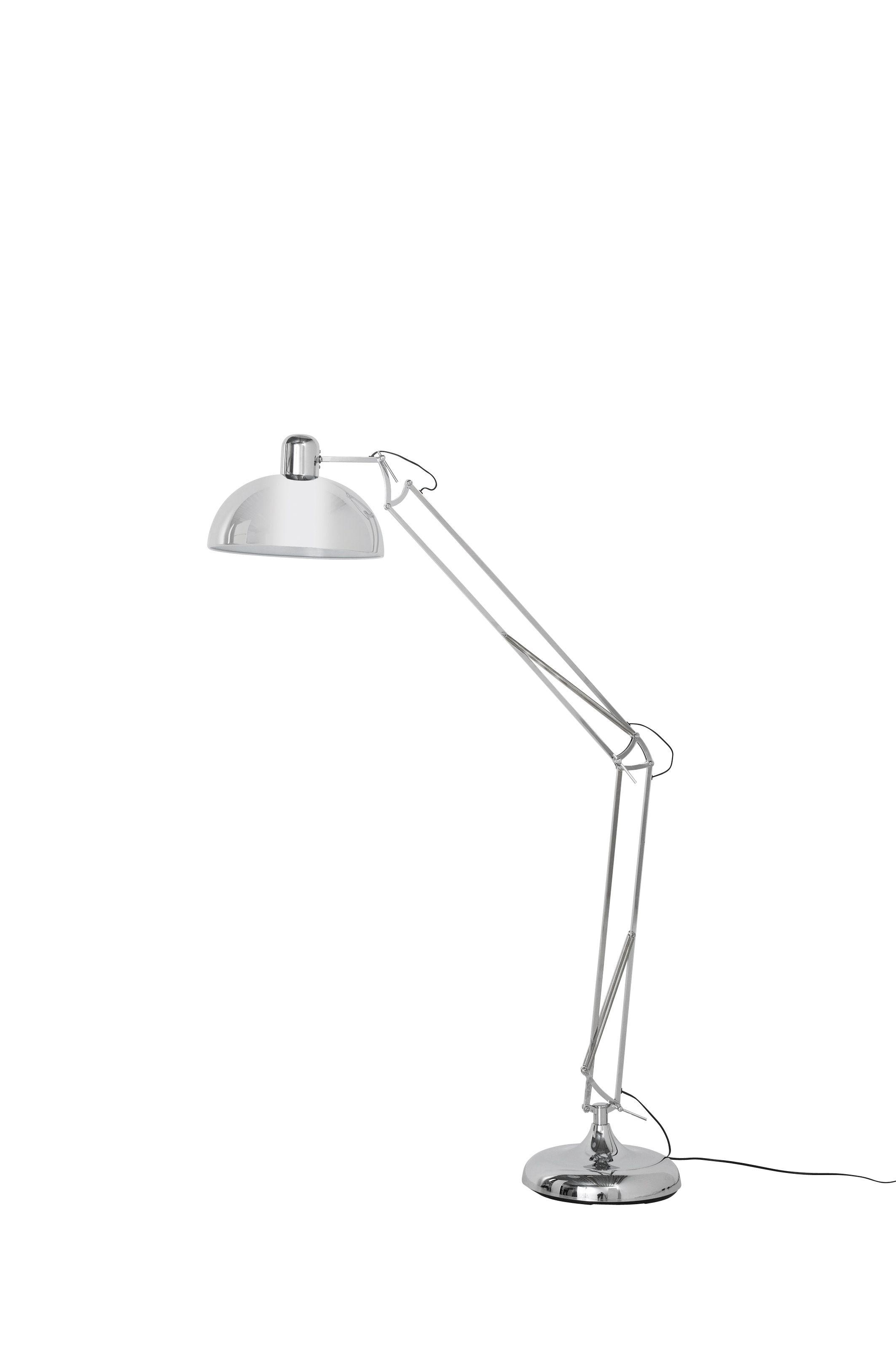 kare design klassische stehlampe office chrome in gigantischen ausma en dekorativ flexibel und. Black Bedroom Furniture Sets. Home Design Ideas