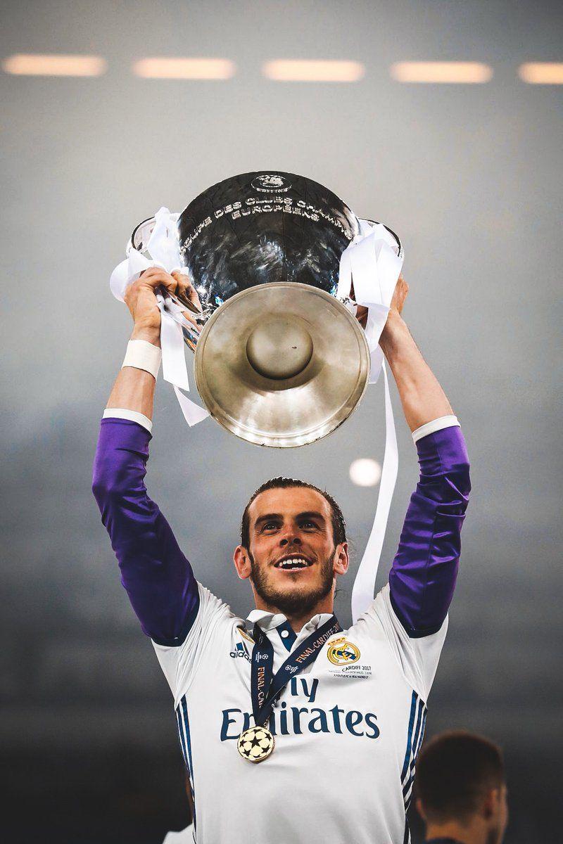 Bale Real Madrid Champions League 16/17 Winner