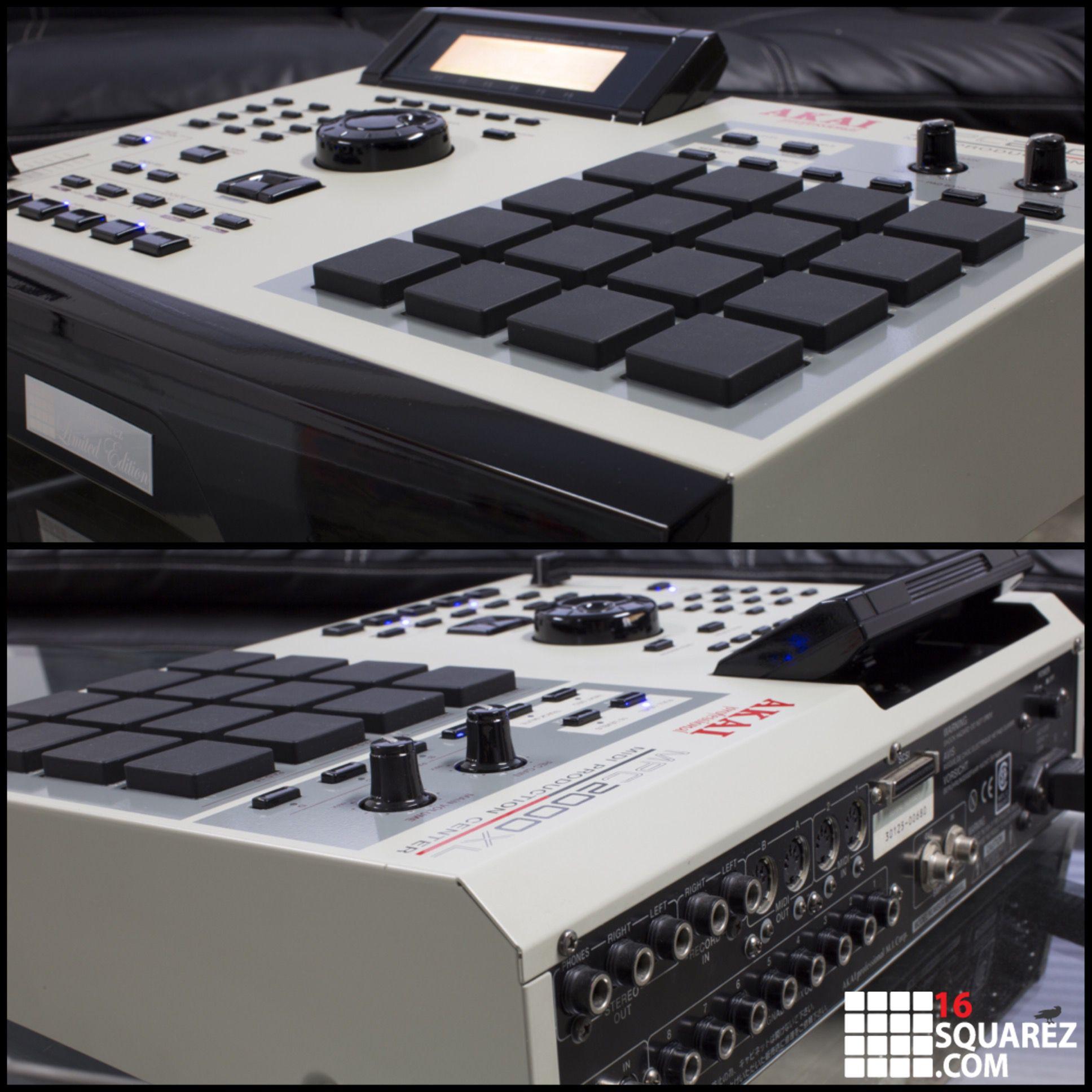 Custom Mpc S Midi Controllers Home Studio Music Studio Setup Freestyle Dance