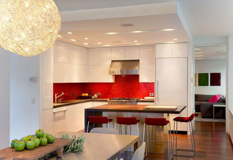 Konstruktive Anleitung zum Erstellen einer minimalistischen Küche - Nolte Küchen Fronten Farben