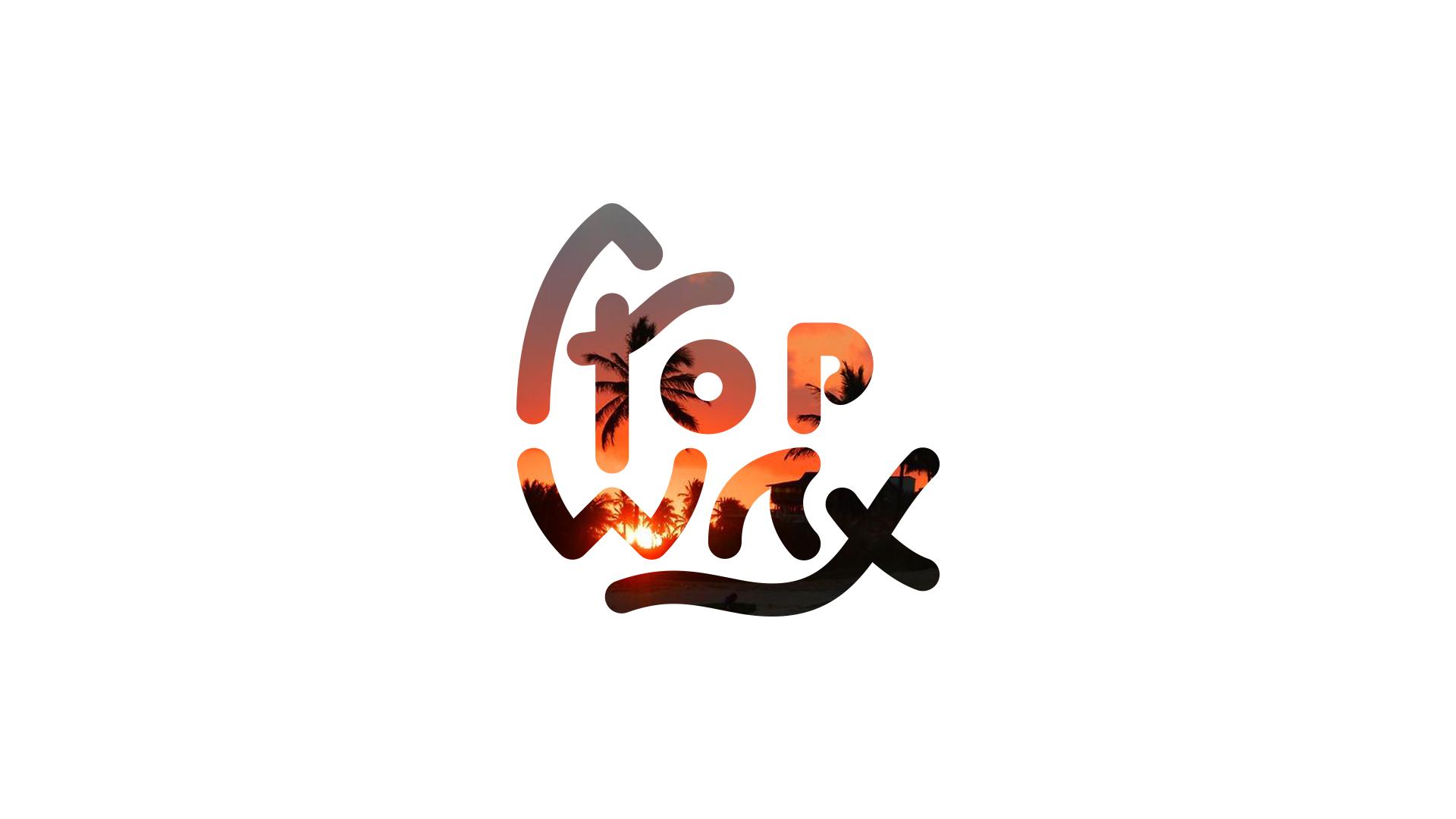 다음 @Behance 프로젝트 확인: \u201cTop Wax - Brand\u201d https://www.behance.net/gallery/48983695/Top-Wax-Brand