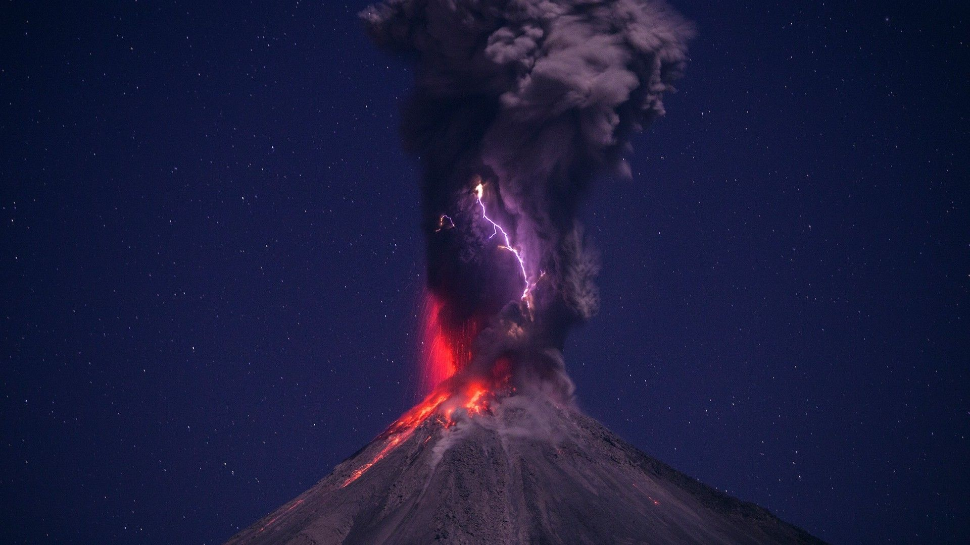 Volcano Wallpapers Hd: Download Hd Wallpapers Of 205539-nature, Landscape