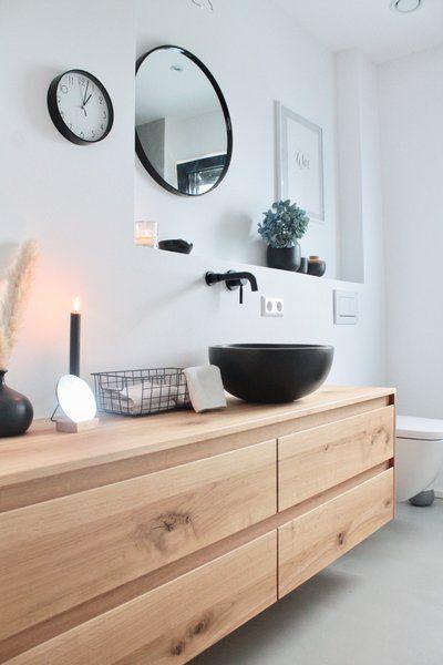 Aufbewahrungsideen für das Badezimmer