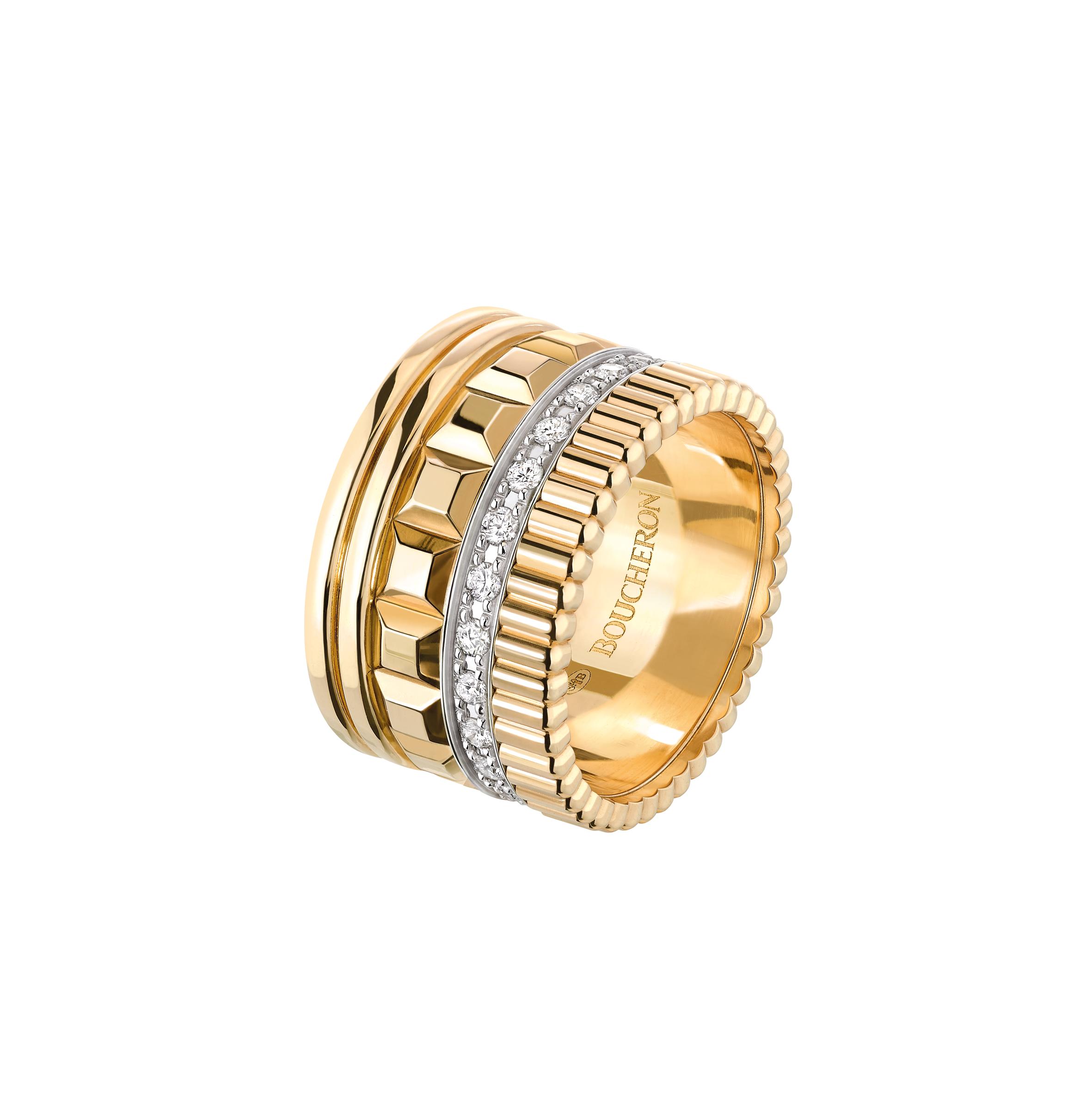 091bd91806c9a Quatre Radiant Edition Ring Boucheron | Accessories - Jewelry ...