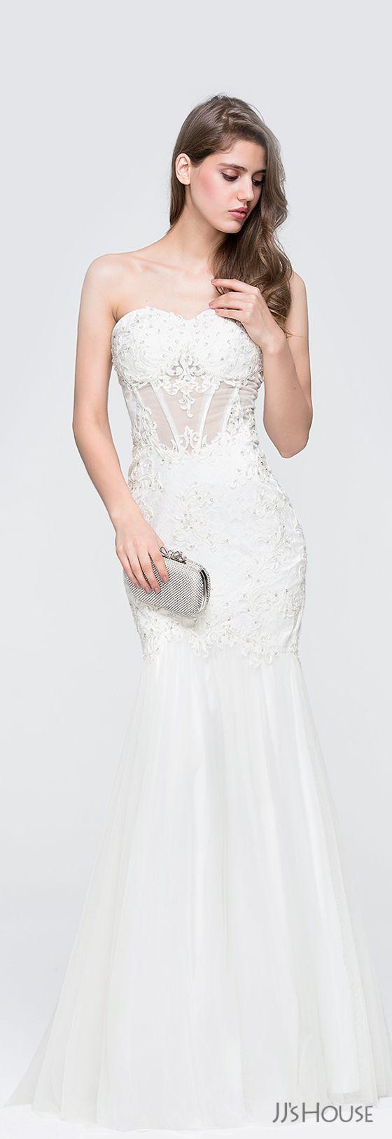 Jjshouse prom wedd pinterest prom mermaid sweetheart and