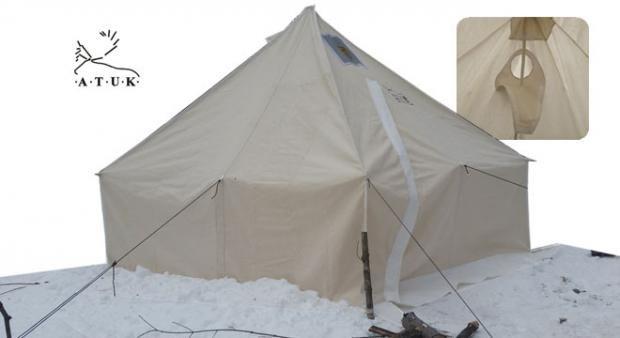 the best attitude 9f732 bd779 Esker Arctic Fox Winter Camping Hot Tent - 10x10 | camping ...
