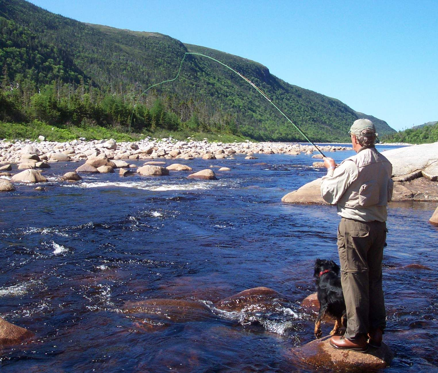 fly fishing trout in canada want to find out fishing