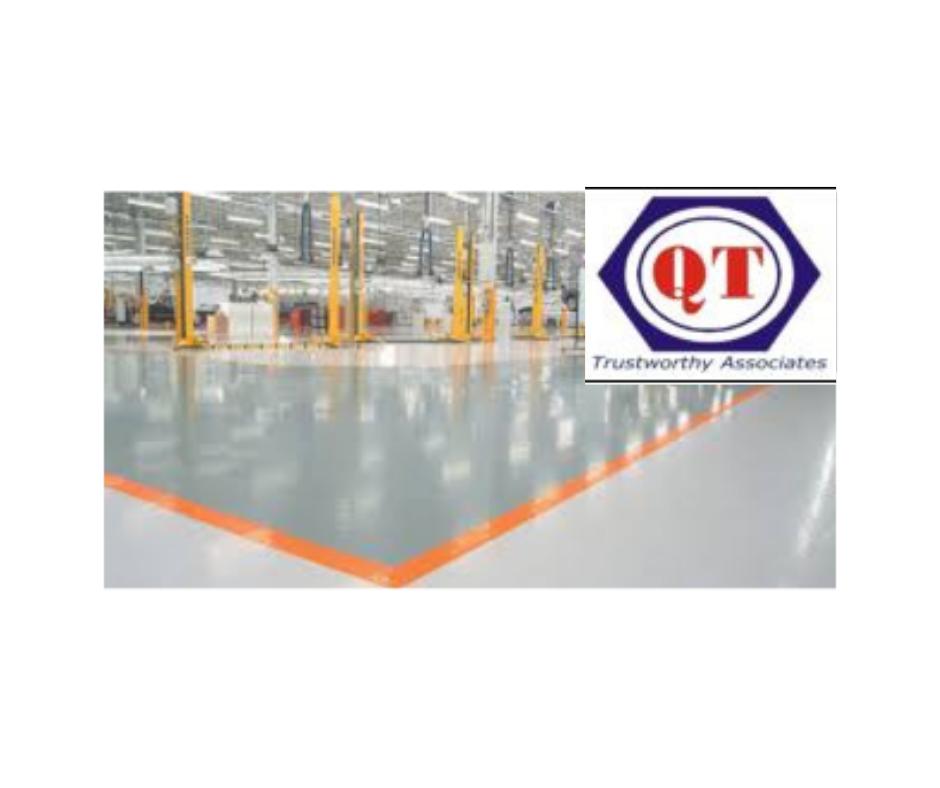 Quantum Technologies provide the best Industrial Flooring