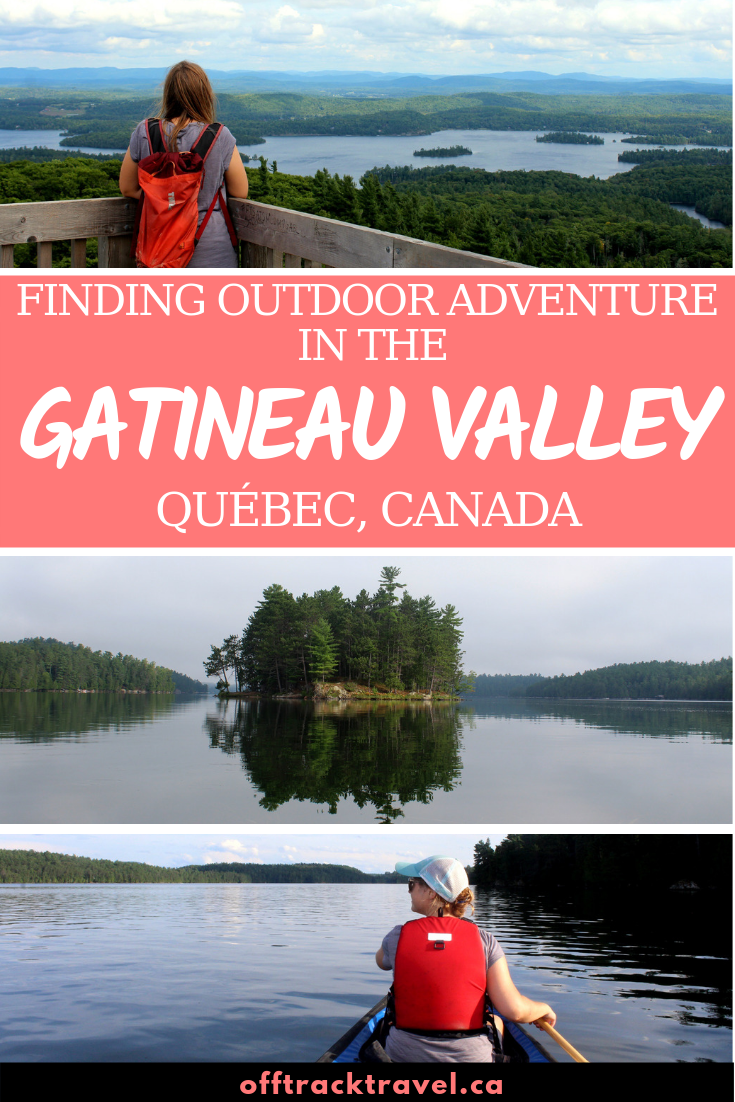 Finding Outdoor Adventure In The Gatineau Valley Quebec
