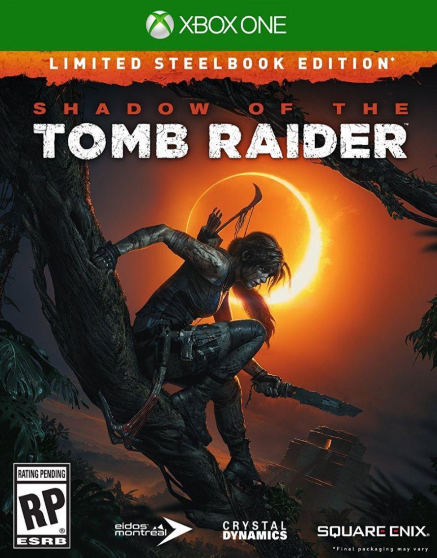 Shadow Of The Tomb Raider Video Game Screenshots Version Info Leak Sony Ps4 God Eater 2 Rage Burst Reg 3 English Xbox One Cover Artwork
