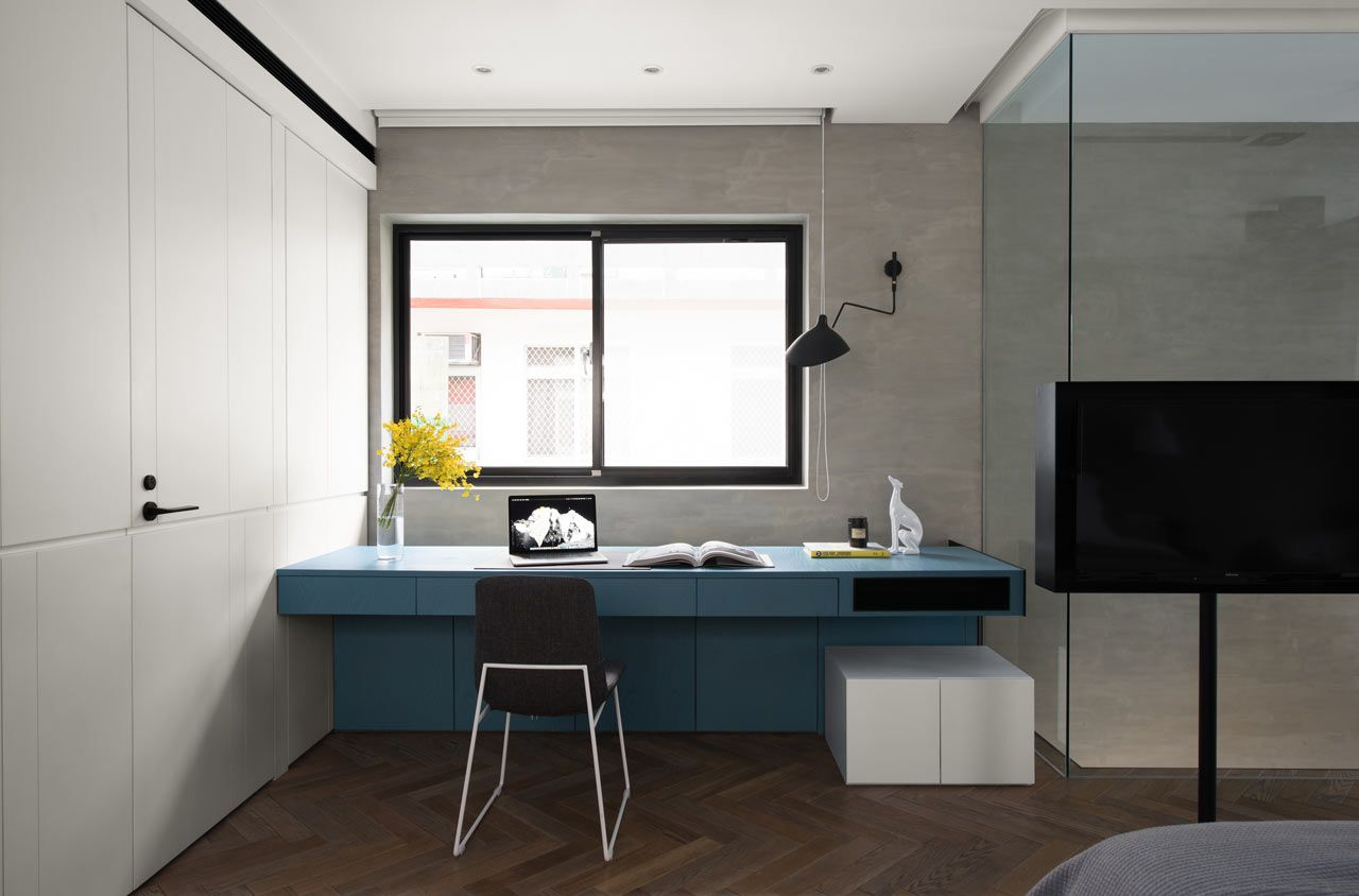 A Modern House In Taichung That Combines Work And Home Life 이미지