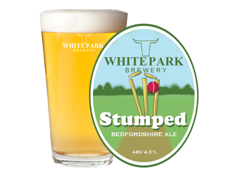 White Park Brewery - Stumped