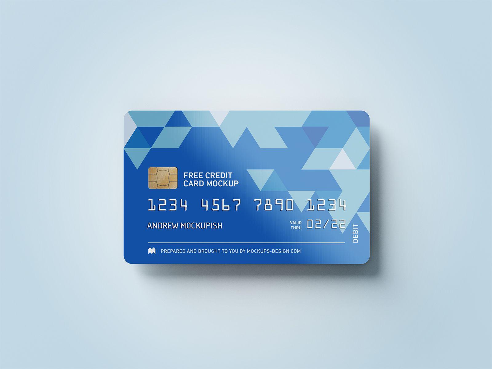 Free Credit Card Mockup Psd Free Mockup Free Credit Card Mockup Free Psd Visa Card Numbers