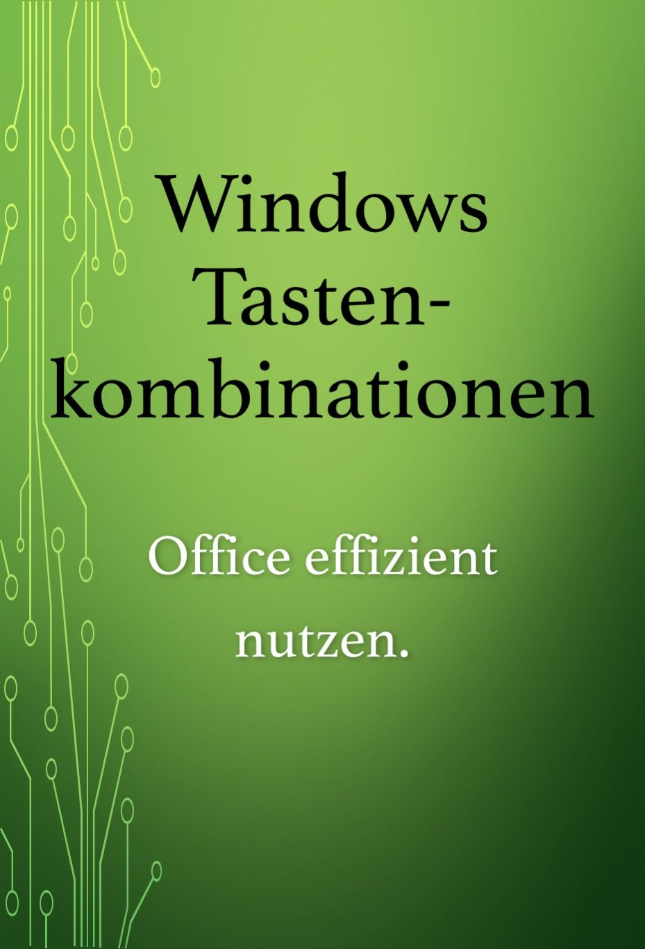 Windows Tastenkombinationen: Hilfreiche shortcuts für Office nutzen. #programingsoftware