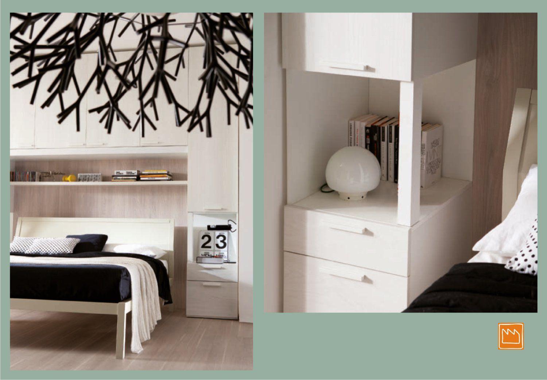 camera+matrimoniale+piccola | Soluzioni Arredamento Camera Piccola ...