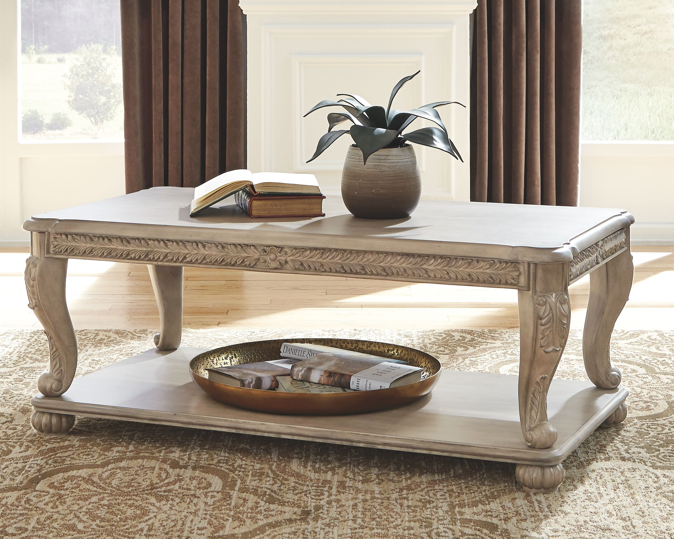 Kerston Coffee Table Ashley Furniture Homestore Coffee Table Elegant Coffee Table Furniture [ 2079 x 2598 Pixel ]