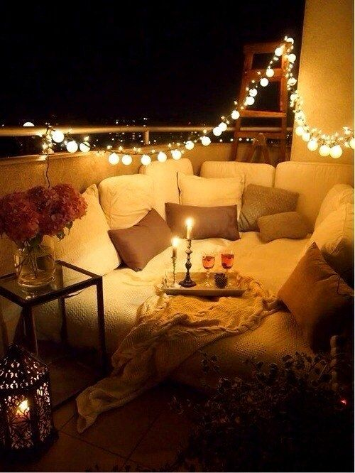 have more romantic evenings&nights