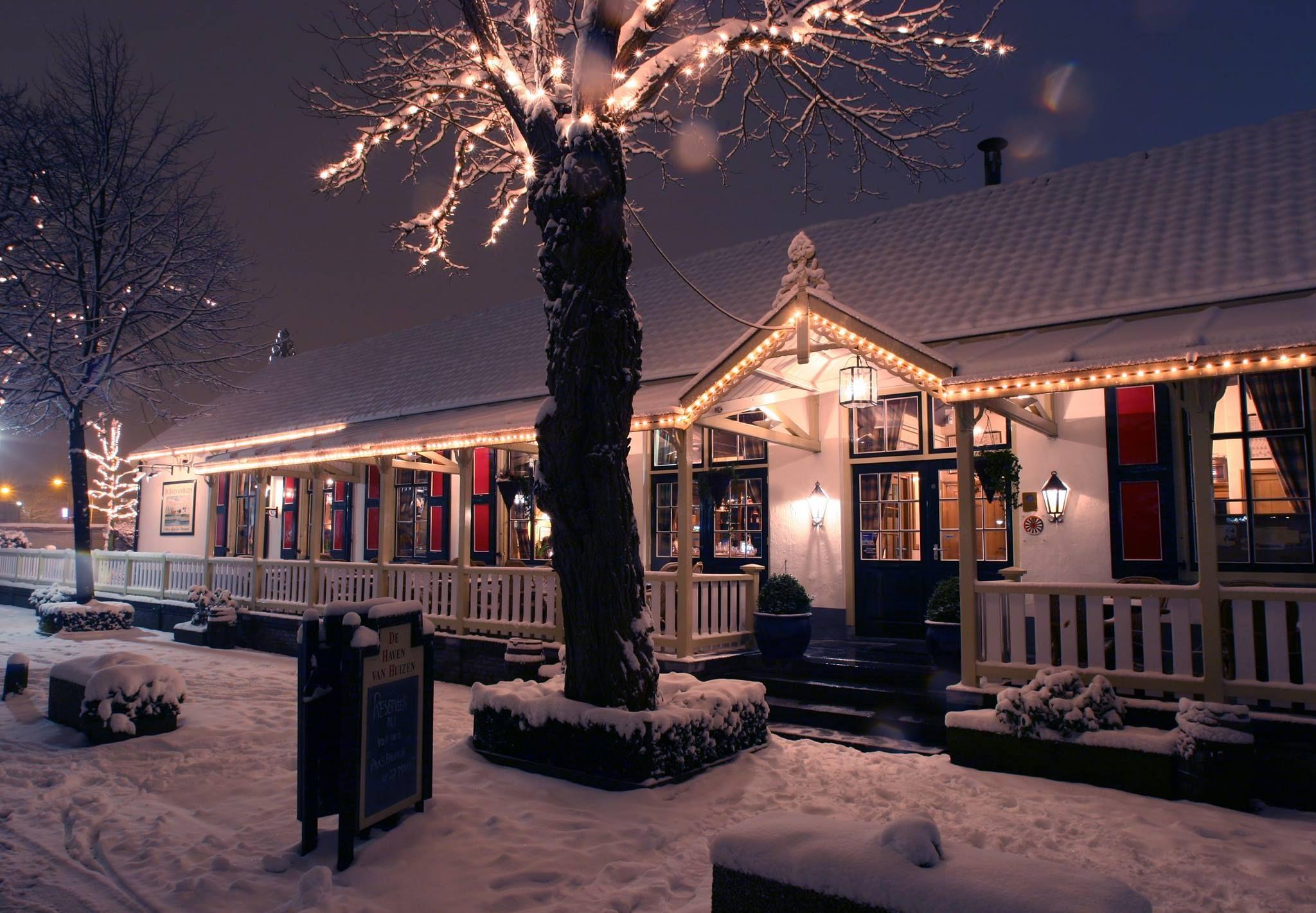 Haven Van Huizen : A la carte kerstmenu bij de haven van huizen kerst