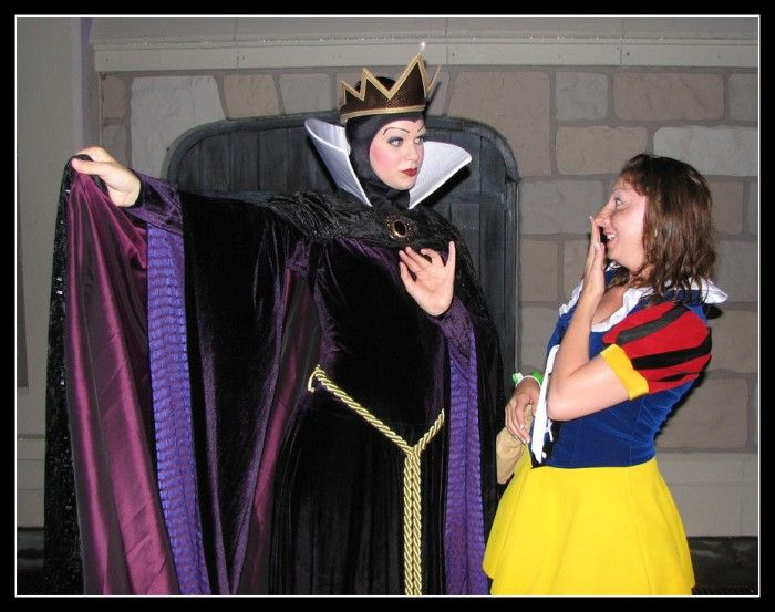 Snow White Evil Queen Costume