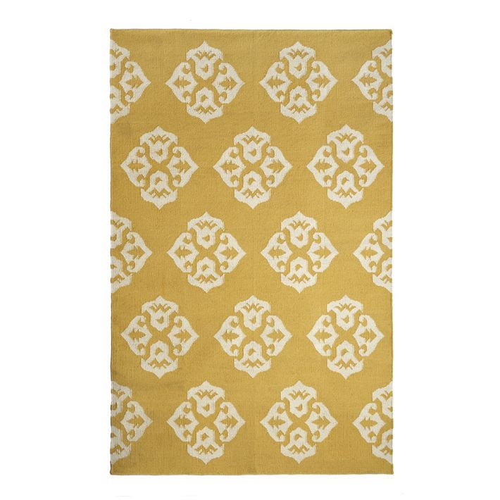 I Sorta Like This Yellow Rug, And Itu0027s Not Too Expensive. Maybe For The