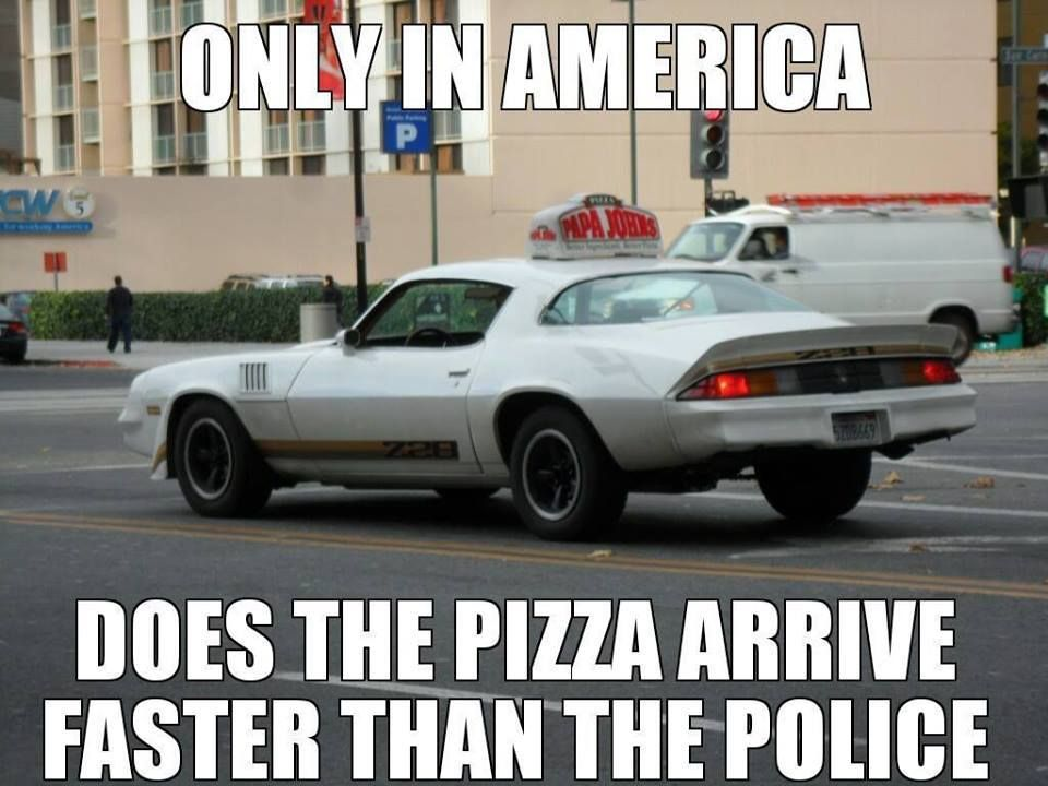 Only in America... - https://www.musclecarfan.com/only-in-america ...