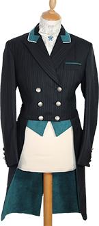Isabell Tailcoat from Flying Changes Design Studio