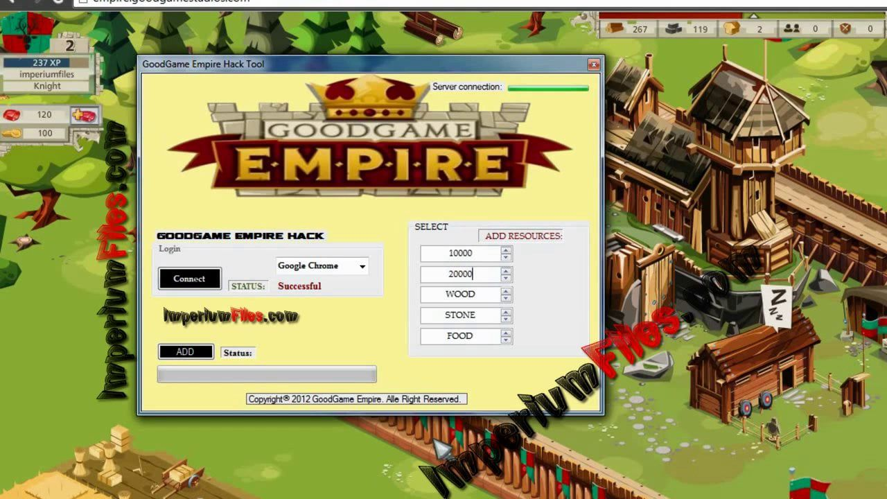 Tested] Empire Four Kingdoms Hack - Get Free Rubies and Gold
