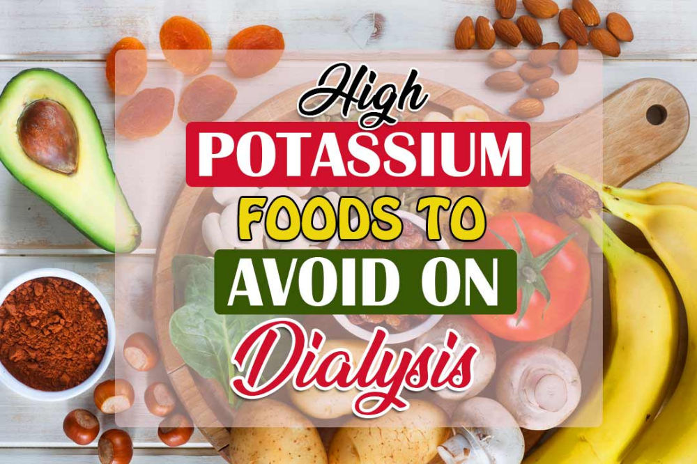 Kidney disease & potassium Diets do's and don'ts High