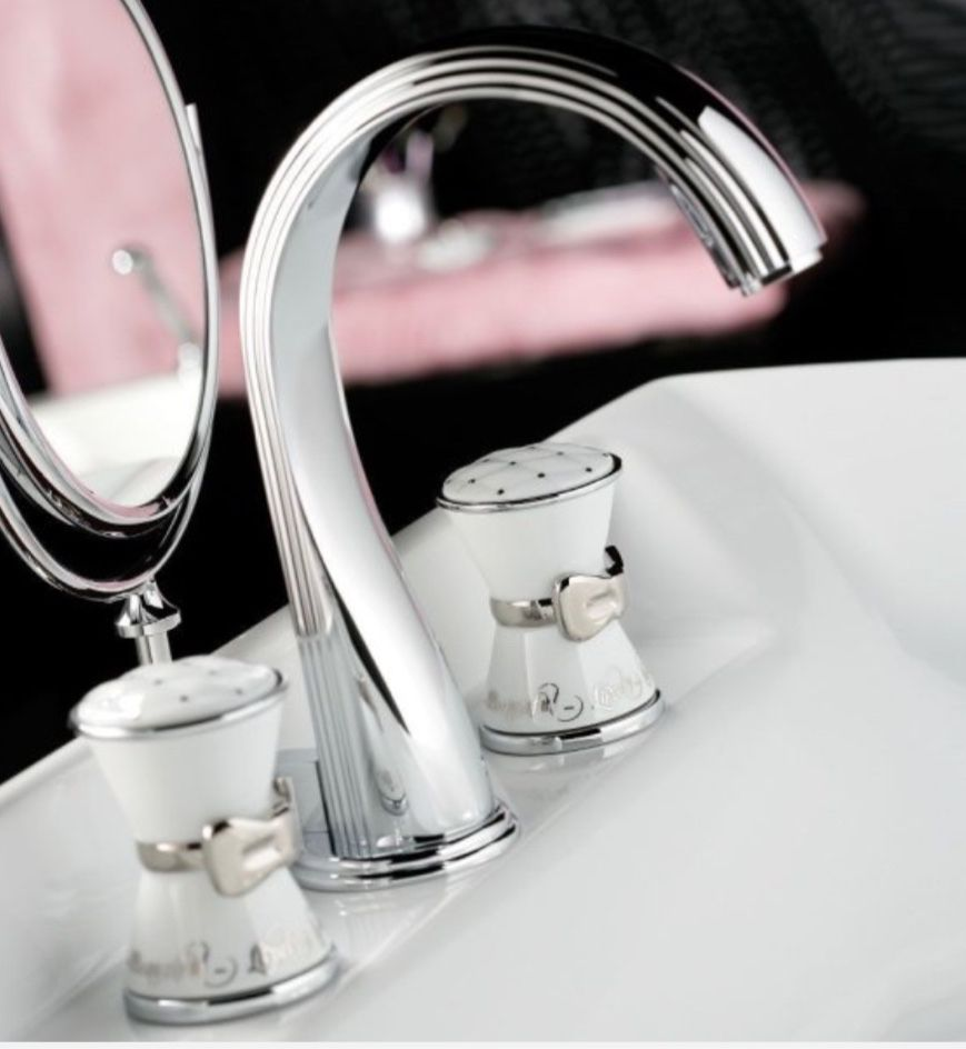 Chantal Thomass Poemes Collection - THG Paris | Bathroom Faucets ...