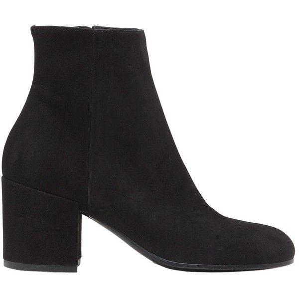 Low Price Fee Shipping Strategia 50MM LEATHER ANKLE BOOTS 100% Authentic Cheap Price 7obaO5w