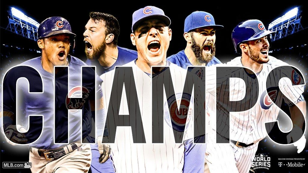 cubs win world series Chicago Cubs win first World