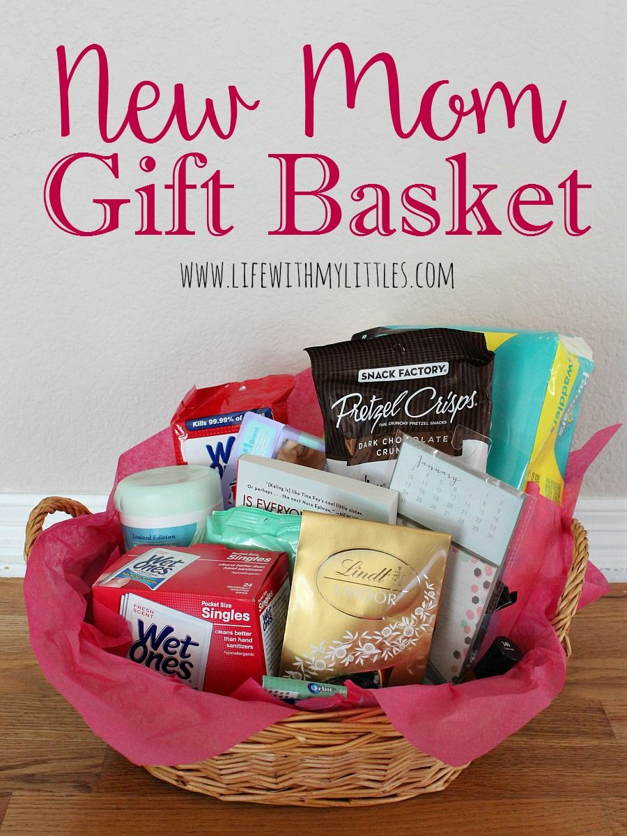 New Mom Gift Basket January New Mom Gift Basket Gifts