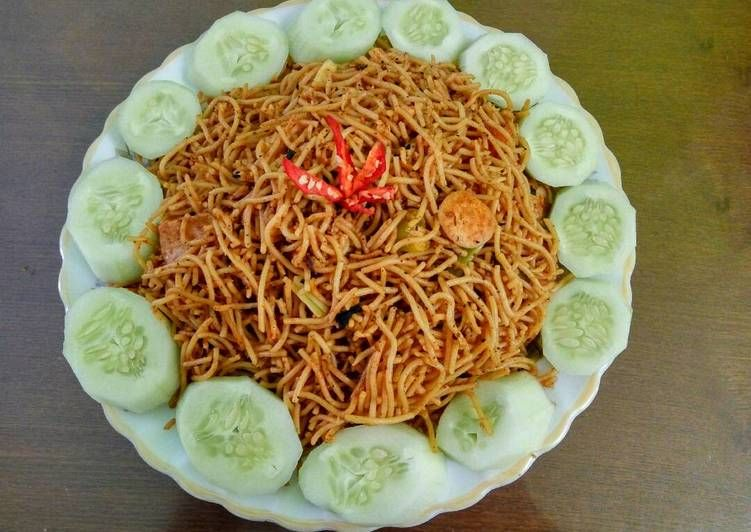 Resep Bumbu Rahasia Mie Aceh Sederhana Resep Masakan Resep Masakan Indonesia Resep