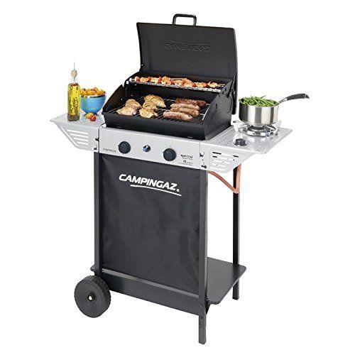 Campingaz Gas Grill Xpert 100 Ls Black 92 X 48 X 92 Cm 3000004825 Garden Tools Barbecue Garden Yard Ideas