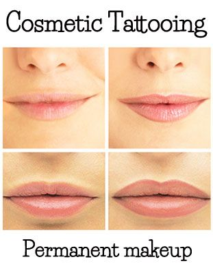 tattoos to make your lips look fuller - Google Search | Permanent ...