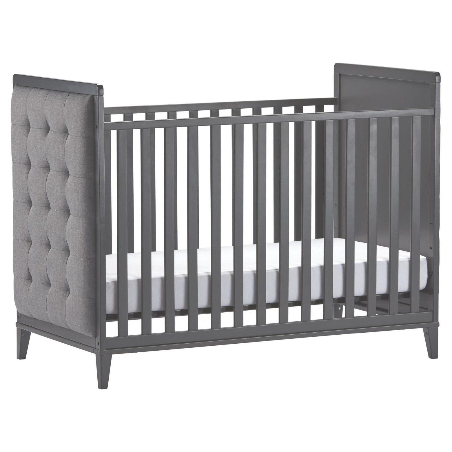 high end childrens furniture. We Updated Traditional French Upholstered Nursery Furniture With A Clean, Modern Look. The Tufted Fabric End Panels Add Softness To This Classic Design, High Childrens