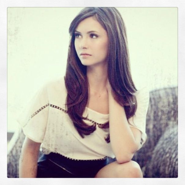 Nina Dobrev- hair i love