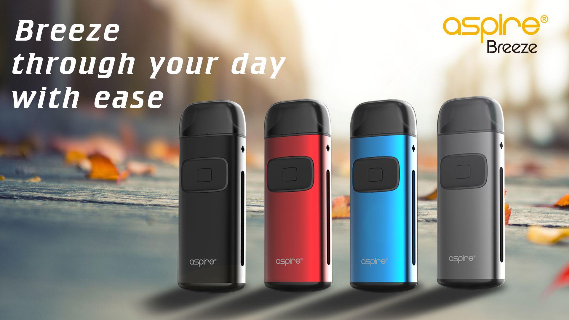 Aspire Breeze Pocket AIO Vaporizer | ✿Vaporizers✿ | Vape
