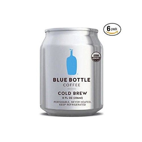 Cold Brew Coffee (6 Pack) 8oz Can