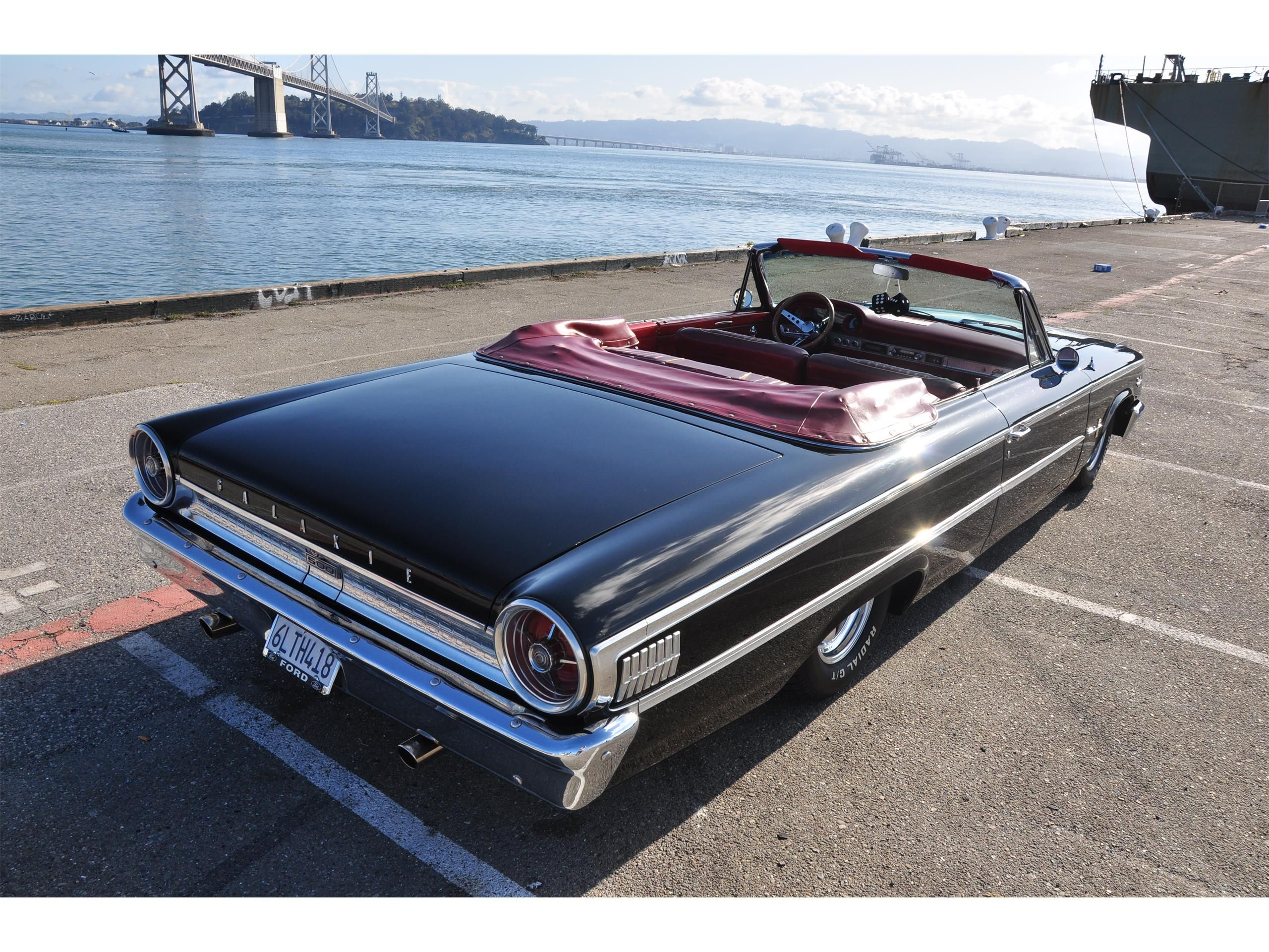 1963 Ford Galaxie For Sale Listing Id Cc 1099088 Classiccars