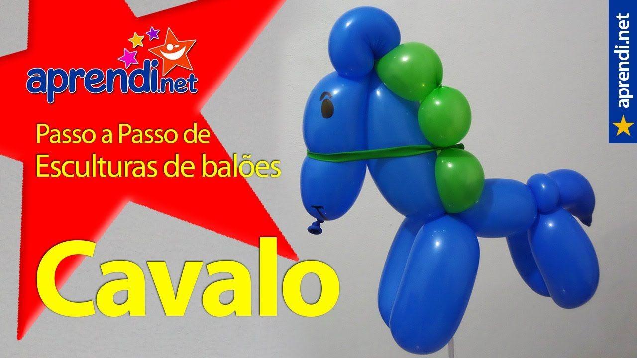 77 Aprendi Net Esculturas De Baloes Cavalo Escultura De