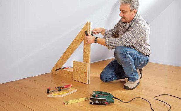 drempelschrank schablone dachschr ge und dachboden. Black Bedroom Furniture Sets. Home Design Ideas