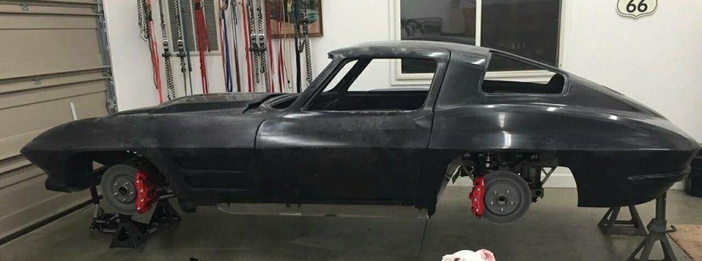 1963 1967 Corvette Replica Coupe Custom Image Corvettes In 2020 Corvette Coupe Body Kit