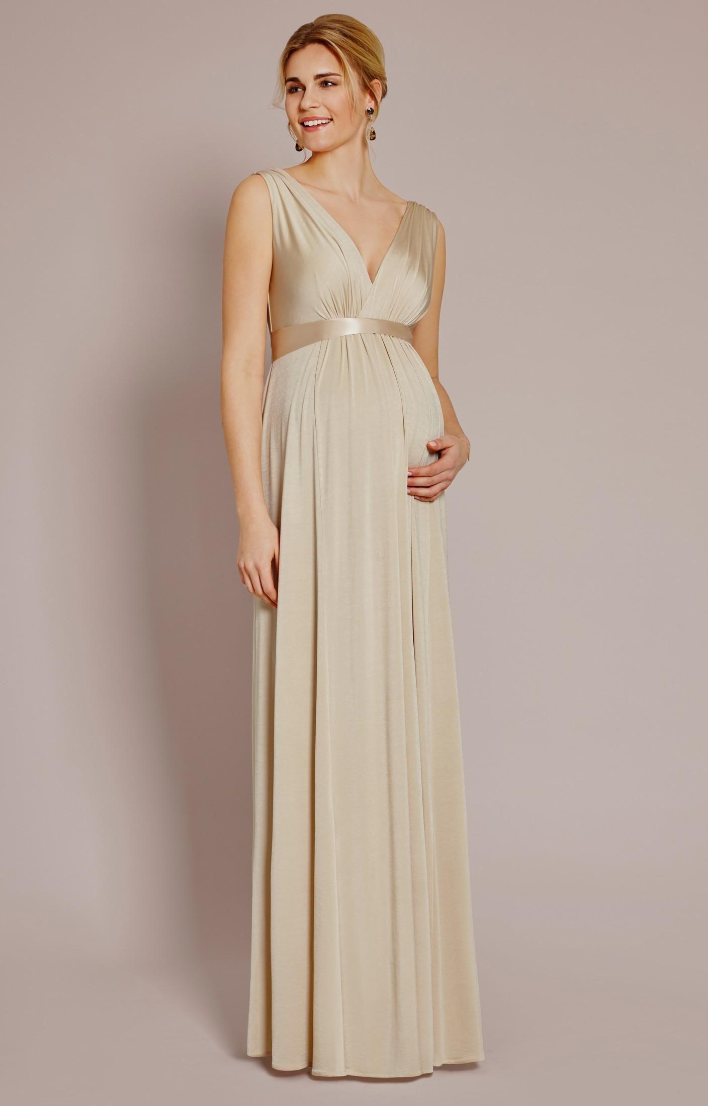 Gold maternity maxi dress color dress pinterest maxis dresses