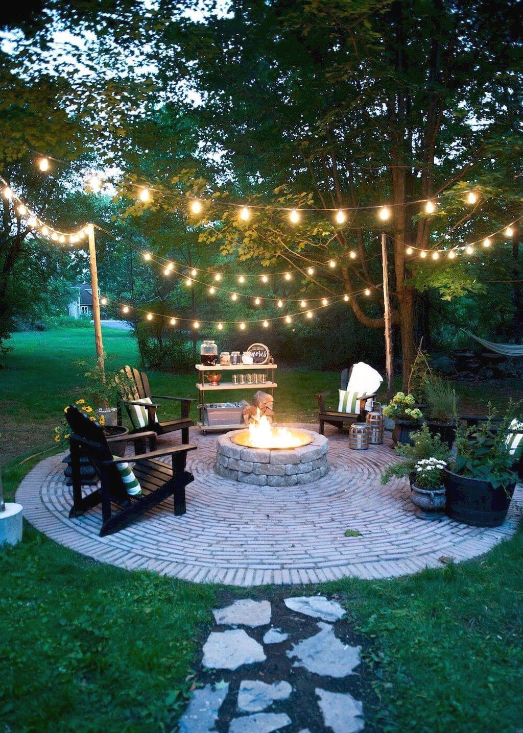 Diy Garden Lighting Ideas Diygarden Patio Garden Design Diy