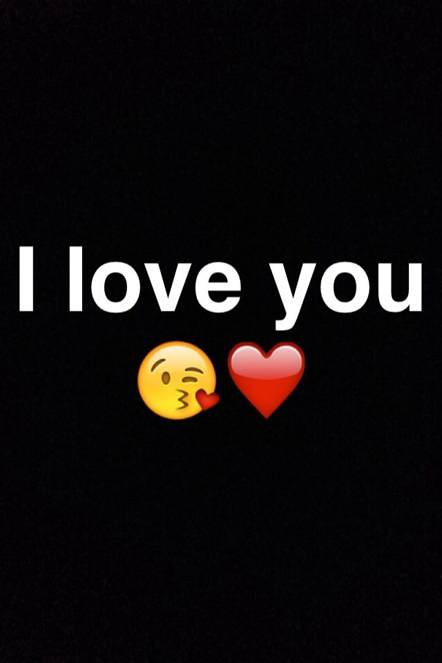I Love You Miss You Images Cute Emoji Wallpaper First Love Quotes