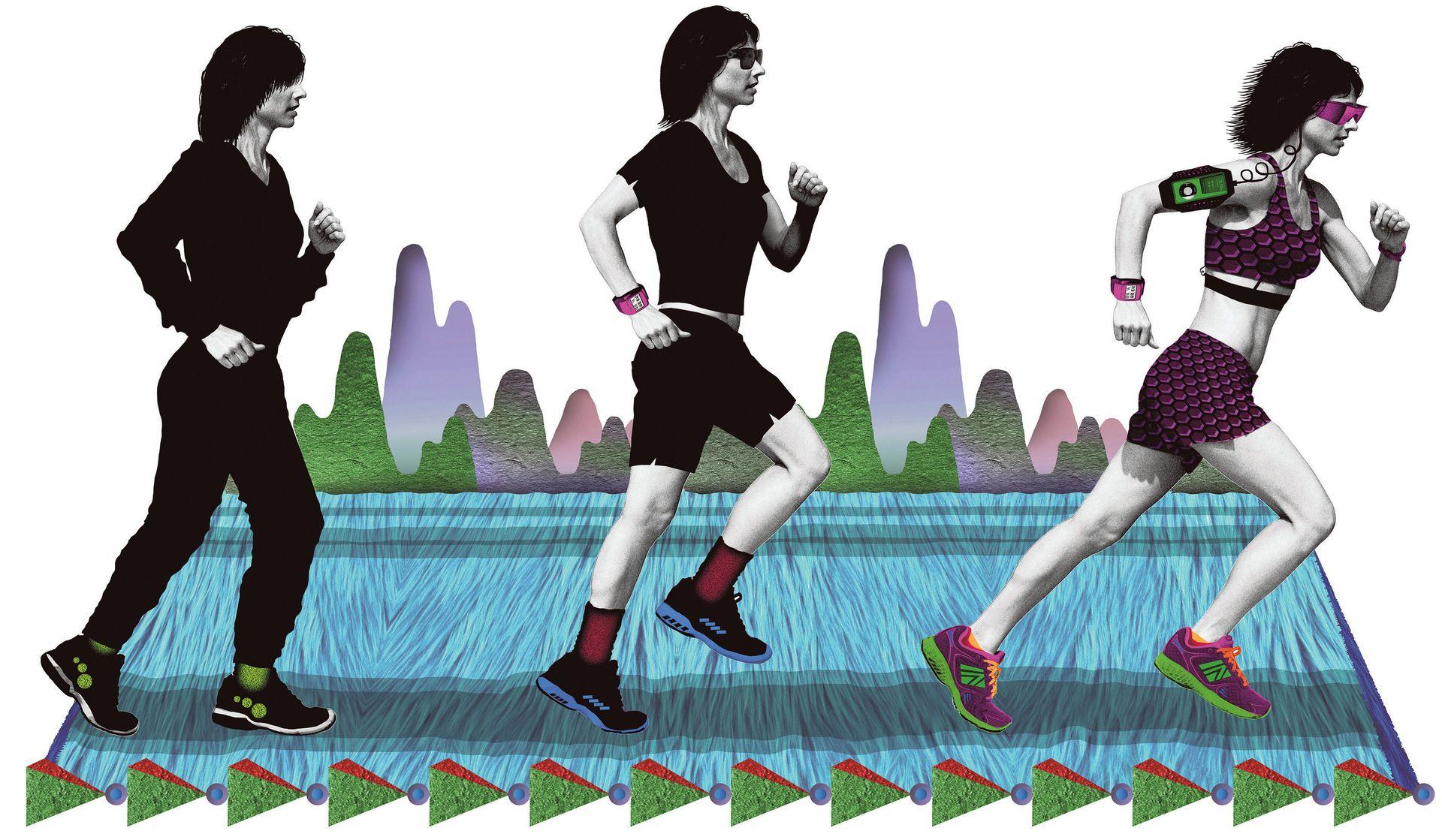 Haluatko kehittyä viiden kilometrin juoksijasta maratoonariksi? Näin se onnistuu.